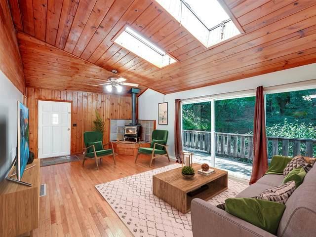 15040 Fern Avenue, Boulder Creek, CA 95006 (#ML81863796) :: Realty World Property Network