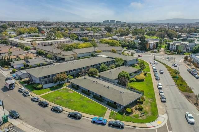 1518 Lago Street #105, San Mateo, CA 94403 (#ML81863938) :: Swanson Real Estate Team | Keller Williams Tri-Valley Realty