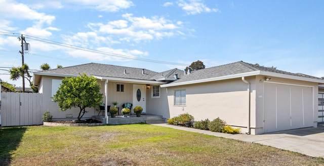 1672 Washington Street, San Mateo, CA 94403 (#ML81864080) :: Realty World Property Network