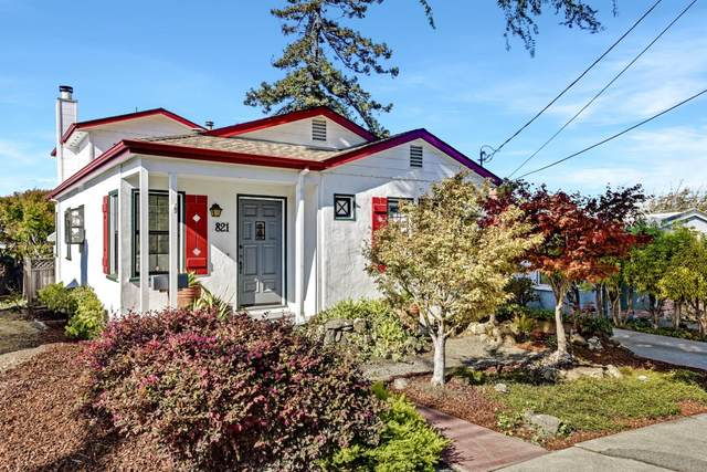 821 Pomona Avenue, El Cerrito, CA 94530 (#ML81864114) :: Realty World Property Network