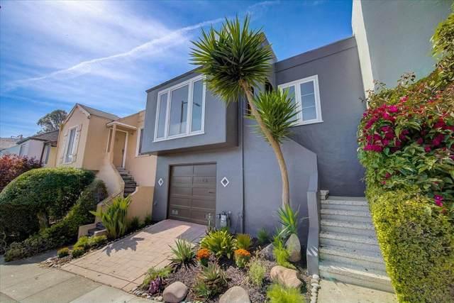 108 Marietta Drive, San Francisco, CA 94127 (#ML81864123) :: Blue Line Property Group