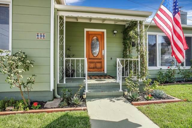 498 Cypress Avenue, San Bruno, CA 94066 (#ML81864127) :: Swanson Real Estate Team | Keller Williams Tri-Valley Realty