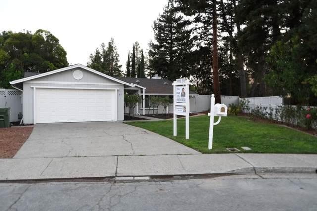 63 Saint Ramon Court, Danville, CA 94526 (#ML81864156) :: Realty World Property Network