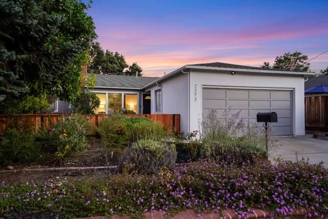 2273 Howard Avenue, San Carlos, CA 94070 (#ML81864199) :: Swanson Real Estate Team | Keller Williams Tri-Valley Realty