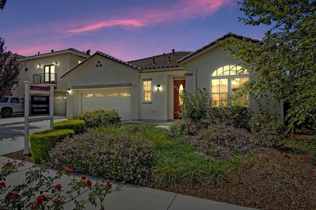 1220 Black Forest Drive, Hollister, CA 95023 (#ML81864272) :: Excel Fine Homes