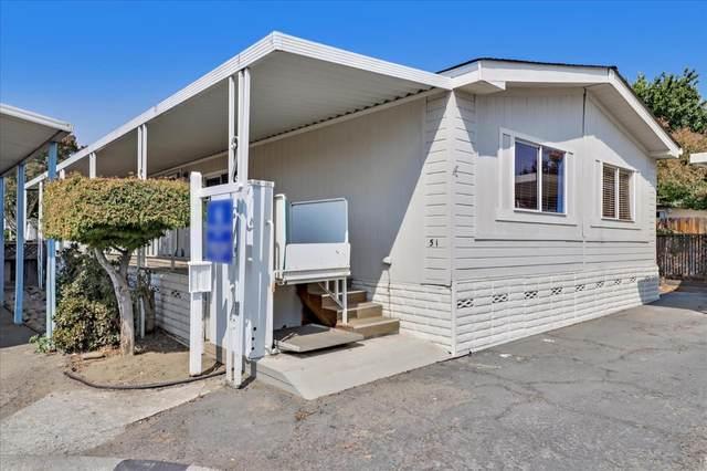 575 San Pedro Avenue #51, Morgan Hill, CA 95037 (#ML81864307) :: Blue Line Property Group