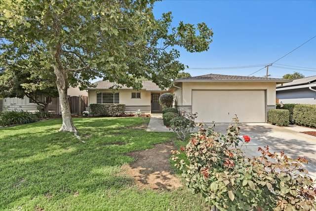 1125 S Baywood Avenue, San Jose, CA 95128 (#ML81864317) :: MPT Property