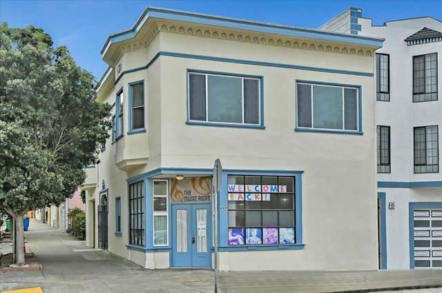 4355 Anza Street, San Francisco, CA 94121 (#ML81864320) :: Swanson Real Estate Team | Keller Williams Tri-Valley Realty