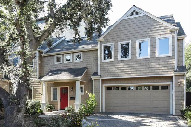 1425 San Antonio Avenue, Menlo Park, CA 94025 (#ML81864374) :: Realty World Property Network