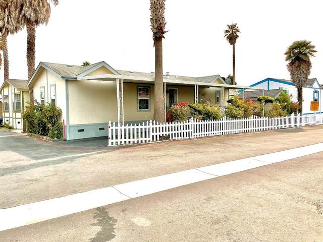 501 S Green Valley Road #97, WATSONVILLE, CA 95076 (#ML81864397) :: Excel Fine Homes