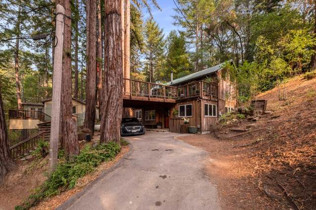 214 Celia Avenue, Boulder Creek, CA 95006 (#ML81864564) :: The Grubb Company