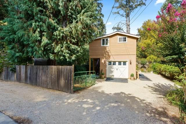 246 Circle Drive, Felton, CA 95018 (#ML81864575) :: The Grubb Company