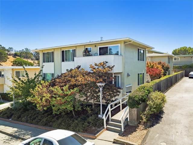 1307 Palos Verdes Drive, San Mateo, CA 94403 (#ML81864920) :: The Grubb Company