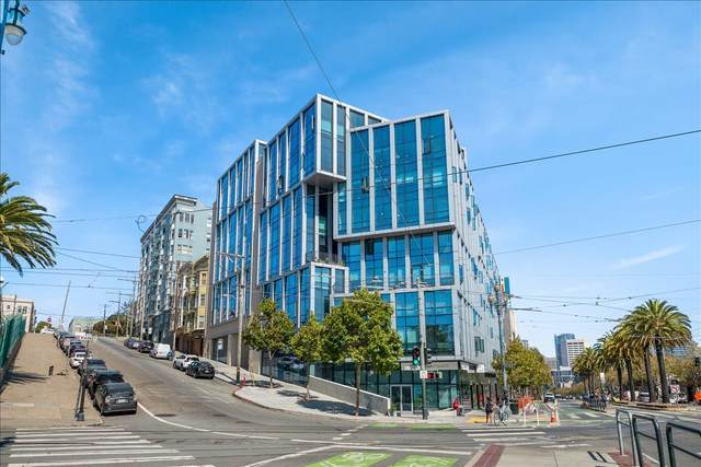 8 Buchanan Street Unit 605, San Francisco, CA 94102 (#ML81865008) :: Blue Line Property Group