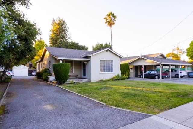 352 Tyrella Avenue, Mountain View, CA 94043 (#ML81865041) :: RE/MAX Accord (DRE# 01491373)