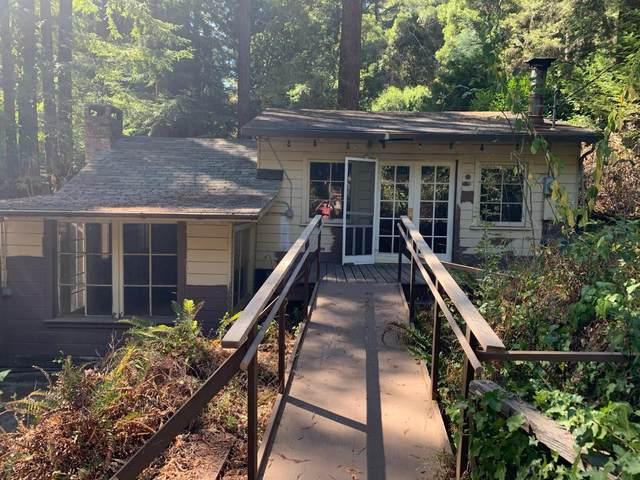 505 Lower Locksley Road, Boulder Creek, CA 95006 (MLS #ML81865061) :: 3 Step Realty Group