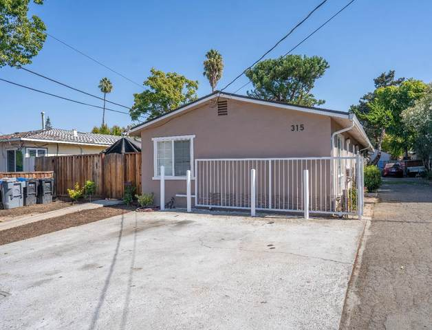 315 Higdon Avenue, Mountain View, CA 94041 (#ML81865088) :: Blue Line Property Group