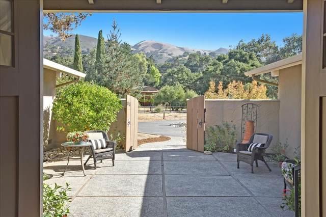 93 Boronda Road, Carmel Valley, CA 93924 (#ML81865132) :: Realty World Property Network
