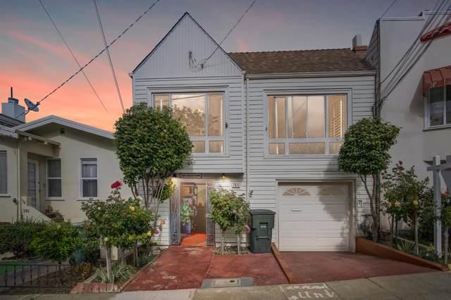 284 East Avenue, San Bruno, CA 94066 (#ML81865317) :: The Grubb Company
