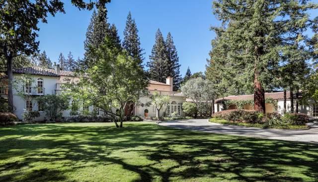 70 Linda Vista Avenue, Atherton, CA 94027 (#ML81865340) :: Swanson Real Estate Team | Keller Williams Tri-Valley Realty