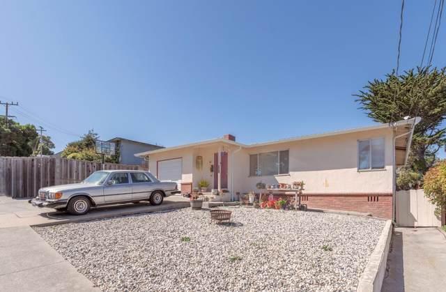780 Dickman Avenue, Monterey, CA 93940 (#ML81865529) :: RE/MAX Accord (DRE# 01491373)