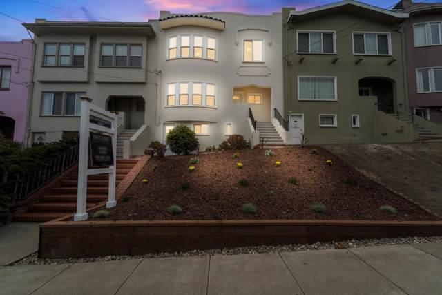 793 37th Avenue, San Francisco, CA 94121 (#ML81865606) :: Blue Line Property Group