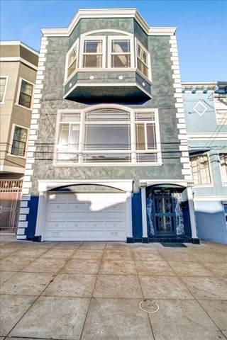 261 17th Avenue, San Francisco, CA 94121 (#ML81865782) :: Swanson Real Estate Team | Keller Williams Tri-Valley Realty