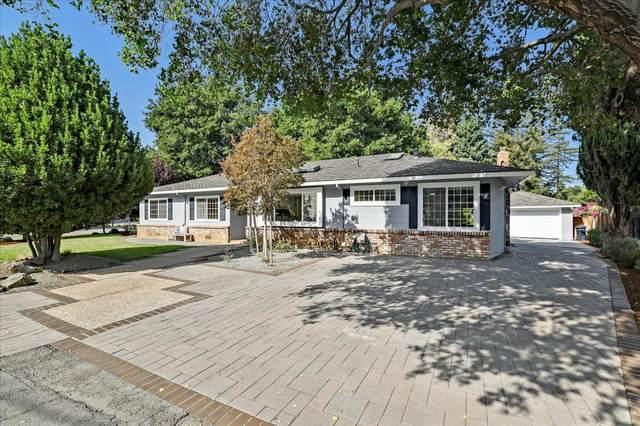 1211 Heritage Court, Los Altos, CA 94024 (#ML81865847) :: RE/MAX Accord (DRE# 01491373)