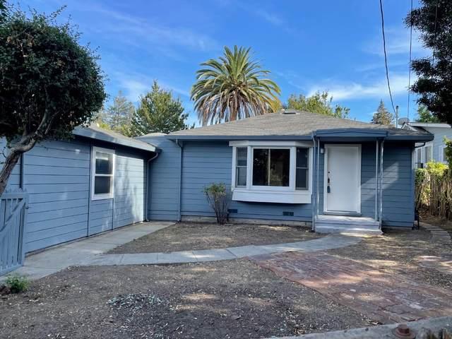 1833 Barton Street, Redwood City, CA 94061 (#ML81865855) :: Blue Line Property Group