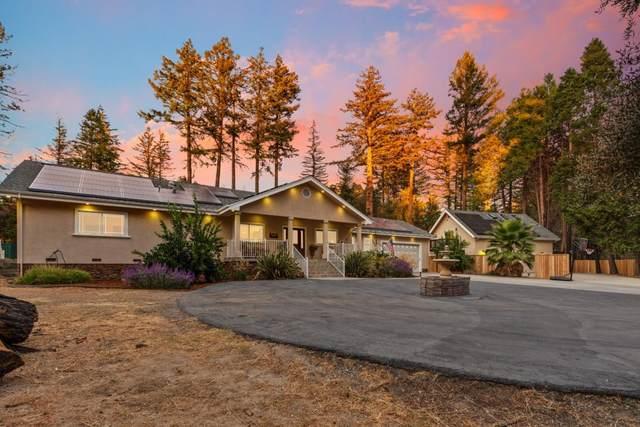 80 Vick Drive, Santa Cruz, CA 95060 (#ML81865907) :: Swanson Real Estate Team | Keller Williams Tri-Valley Realty