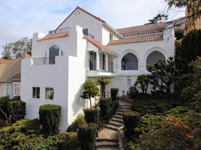 1350 Monterey Boulevard, San Francisco, CA 94127 (#ML81865998) :: Realty World Property Network