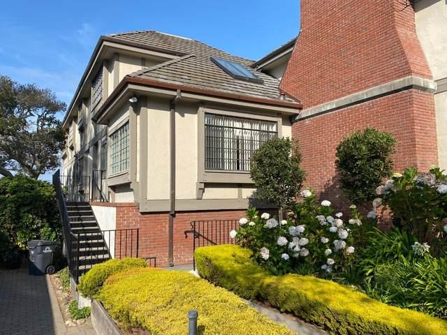 0 Sw Corner Of Junipero & 4th H, Carmel, CA 93921 (#ML81866127) :: Realty World Property Network