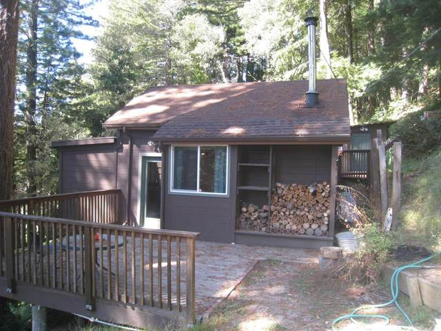 347 Ridge Road, Woodside, CA 94062 (#ML81866360) :: Blue Line Property Group