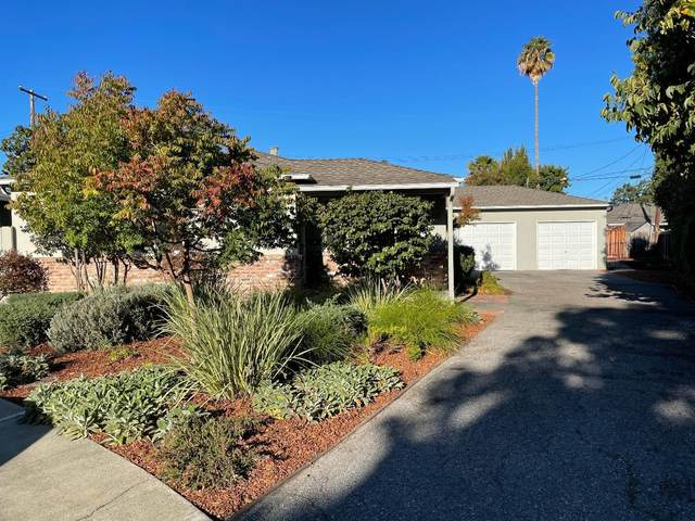 863 Park Court, Mountain View, CA 94040 (#ML81866412) :: Blue Line Property Group