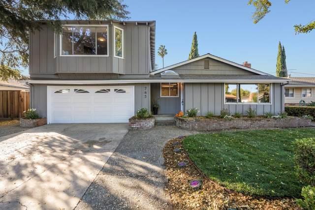 745 Lola Lane, Mountain View, CA 94040 (#ML81866429) :: Blue Line Property Group