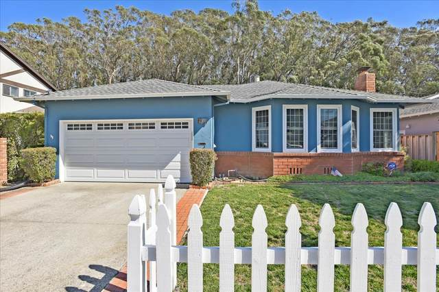 2301 Trenton Drive, San Bruno, CA 94066 (#ML81866479) :: Blue Line Property Group