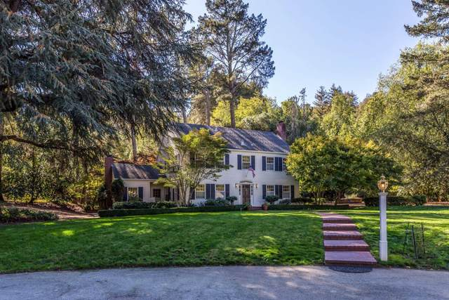 1543 Portola Road, Woodside, CA 94062 (#ML81866566) :: The Grubb Company