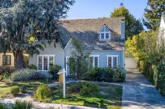 2326 Ramona Street, Palo Alto, CA 94301 (MLS #ML81866595) :: 3 Step Realty Group