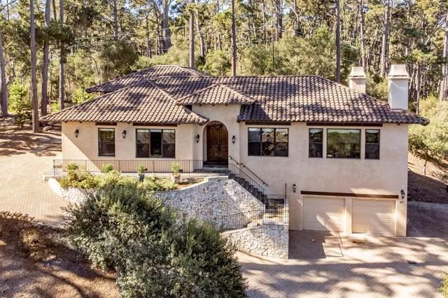 47 Cielo Vista Drive, Monterey, CA 93940 (#ML81866656) :: The Grubb Company