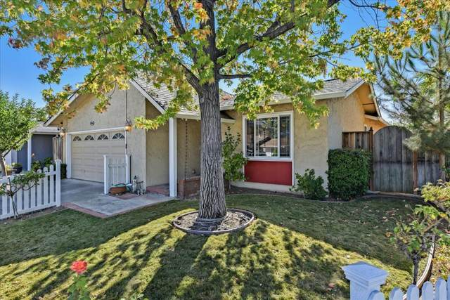 844 Sunnypark Court, Campbell, CA 95008 (#ML81866660) :: Excel Fine Homes