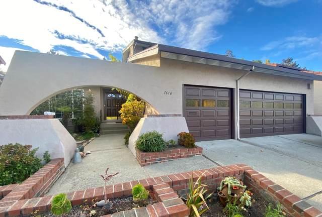 1616 Parkwood Drive, San Mateo, CA 94403 (#ML81866686) :: The Grubb Company