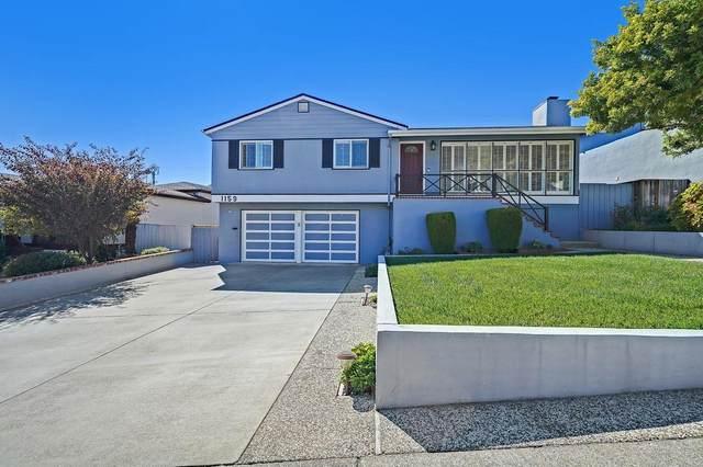 1159 Glenwood Drive, Millbrae, CA 94030 (#ML81866705) :: The Grubb Company