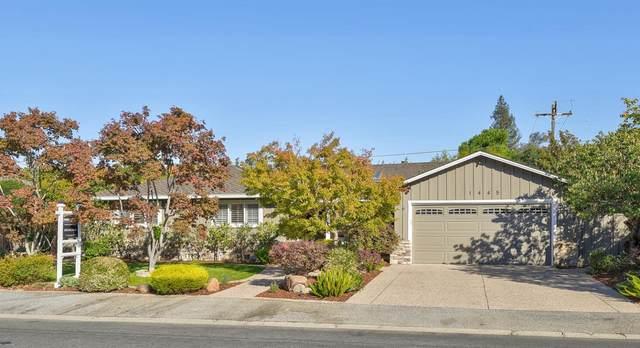 1445 Meadow Lane, Mountain View, CA 94040 (#ML81866772) :: Blue Line Property Group