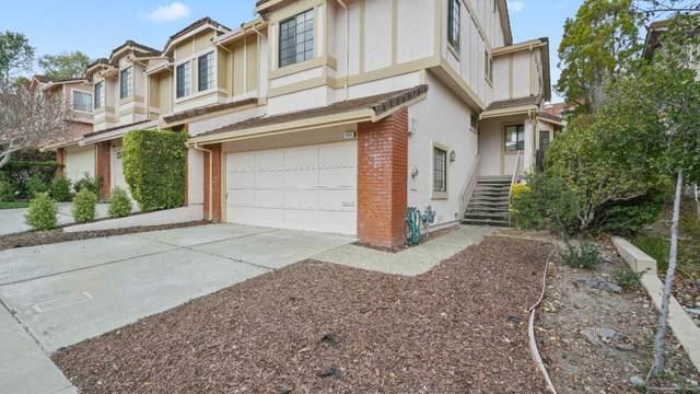 1810 Parkwood Drive, San Mateo, CA 94403 (#ML81866841) :: The Grubb Company