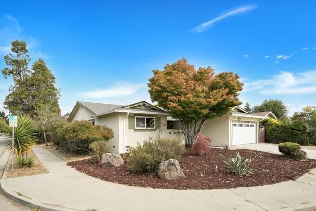 144 Seaborg Place, Santa Cruz, CA 95060 (#ML81866868) :: Blue Line Property Group
