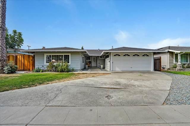 5719 Pontiac Drive, San Jose, CA 95123 (#ML81866870) :: Excel Fine Homes