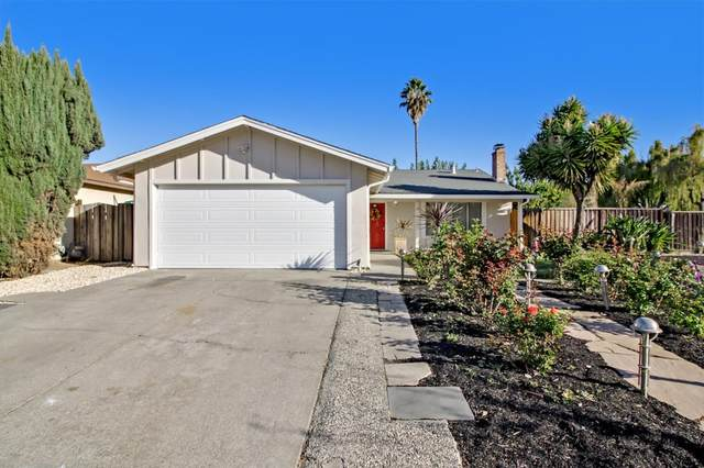 33 Cheltenham Way, San Jose, CA 95139 (#ML81866887) :: Excel Fine Homes