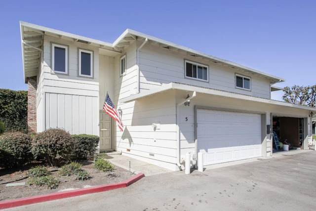 625 Carmelita Drive #5, Salinas, CA 93901 (#ML81866920) :: The Grubb Company