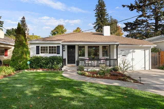 944 Timothy Lane, Menlo Park, CA 94025 (#ML81866958) :: The Grubb Company