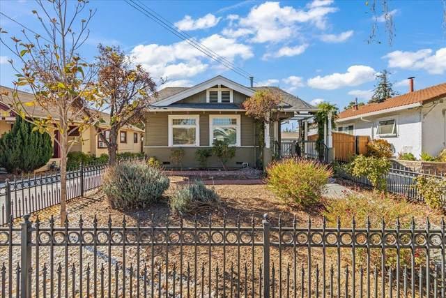 351 Mayellen Avenue, San Jose, CA 95126 (#ML81866951) :: MPT Property